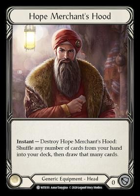 WTR151: Hope Merchant's Hood – (C)