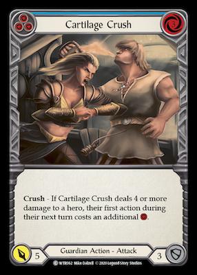 WTR062: Cartilage Crush (Blue) – (C)