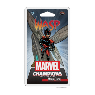 "Marvel Champions: The Wasp ""Hero Pack"" – EN"