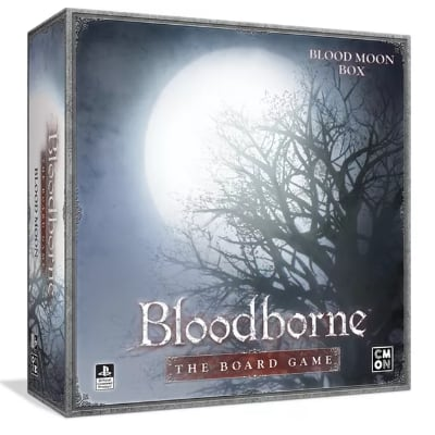 "Bloodborne ""the Board Game"": Blood Moon (Kickstarter Exklusive Promo) – EN"