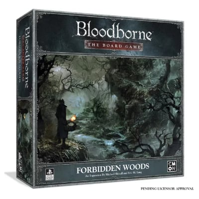 "Bloodborne ""the Board Game"": Forbidden Woods (limited Printrun) – EN"