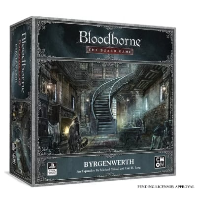 "Bloodborne ""the Board Game"": Byrgenwerth (Kickstarter Exklusive) – EN"