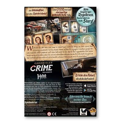 Chronicles of Crime:  Millennium 1400 – DE