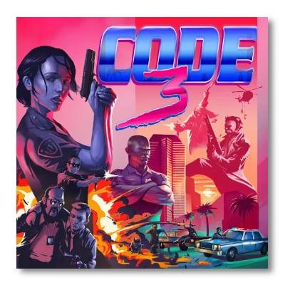 Code 3: Core Game – EN