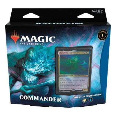 Magic: Commander Kaldheim Deck: Phantom Premonition – EN