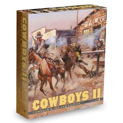 Cowboys II: Cowboys & Indians Edition – EN