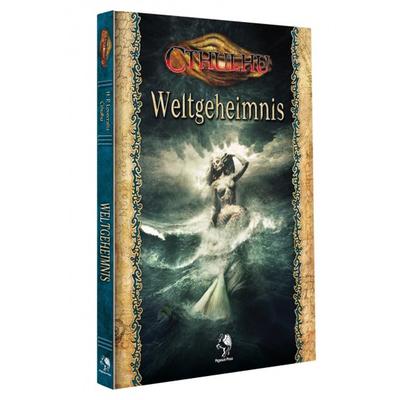 Cthulhu: Weltgeheimnis (HC) – DE