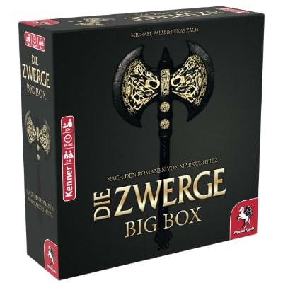 """Die Zwerge """"Big Box"""" – DE"""