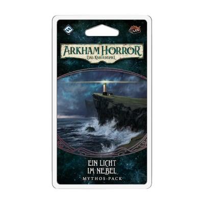 Arkham Horror LCG: Die Innsmouth-Verschwörung 4 – Ein Licht im Nebel – DE