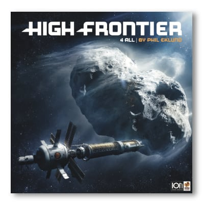 "High Frontier 4 All ""4th Edition"" – EN"