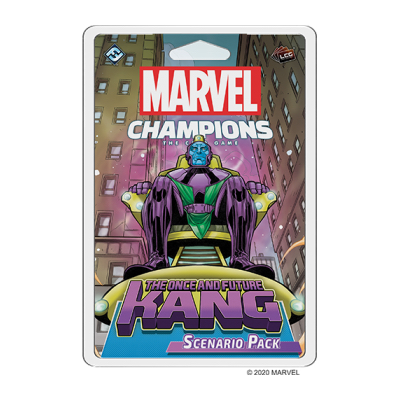 Marvel Champions: The Once and Future Kang – EN