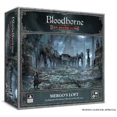 "Bloodborne ""the Board Game"": Mergo´s Loft (Kickstarter Exklusive) – EN"