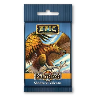 Epic Card Game: Pantheon – Shadya vs Valentia – EN