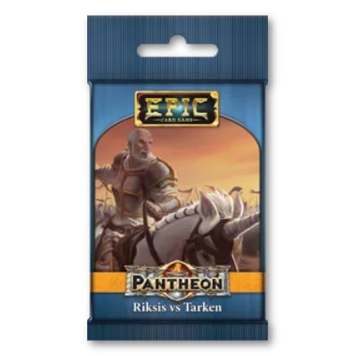 Epic Card Game: Pantheon – Riksis vs Tarken – EN