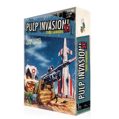 Pulp Invasion – X1 Erweiterung – DE