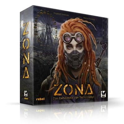 ZONA – Das Geheimnis von Tschernobyl – DE