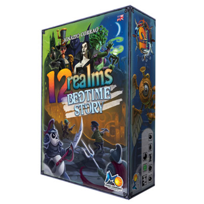 "12 Realms ""Bundle"" – EN"