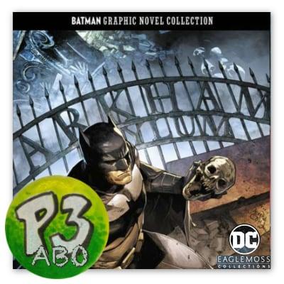 ABO: Batman Graphic Novel Collection – DE