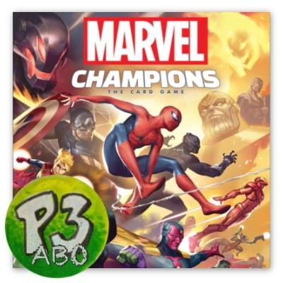 ABO: Marvel Champions LCG – DE
