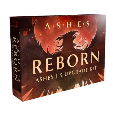 Ashes Reborn: Ashes 1.5 Upgrade Kit – EN