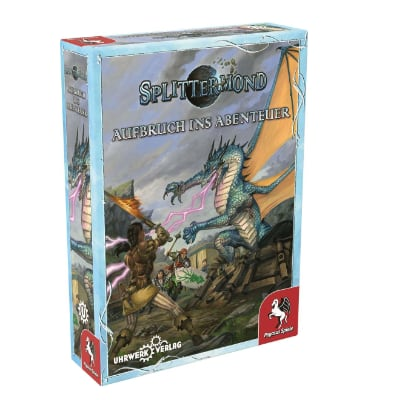 Splittermond: Aufbruch ins Abenteuer (Box) – DE