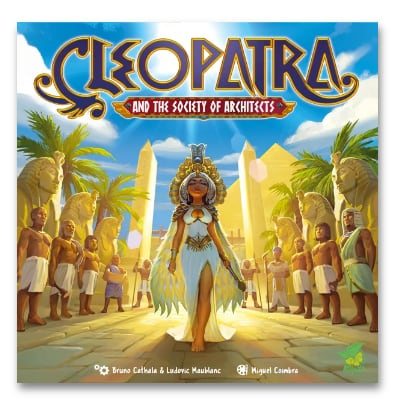"Cleopatra and the Society of Architects ""Deluxe Edition"" – EN"