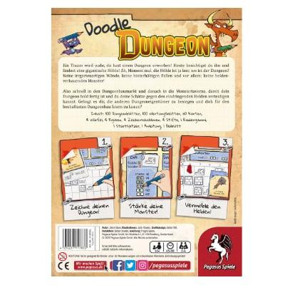 Doodle Dungeon – DE