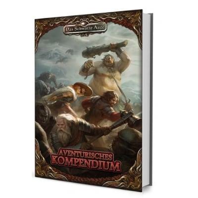 DSA5: Aventurisches Kompendium (Taschenbuch SC) – DE