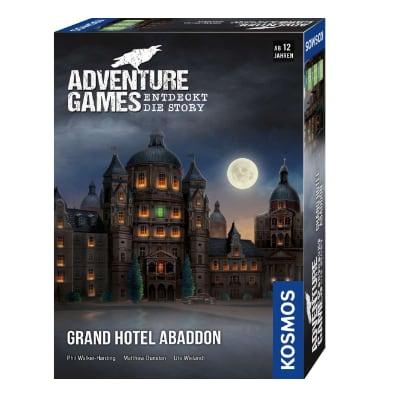 Adventure Games: Grand Hotel Abaddon – DE