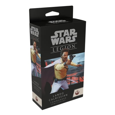 Star Wars Legion: Lando Calrissian – DE