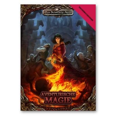DSA5: Aventurische Magie (Taschenbuch SC) – DE