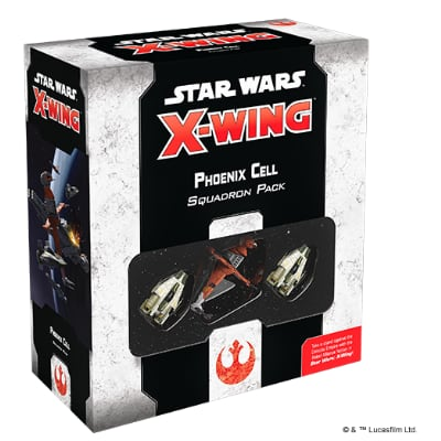 Star Wars X-Wing 2.Edition: Phönix-Staffel – DE
