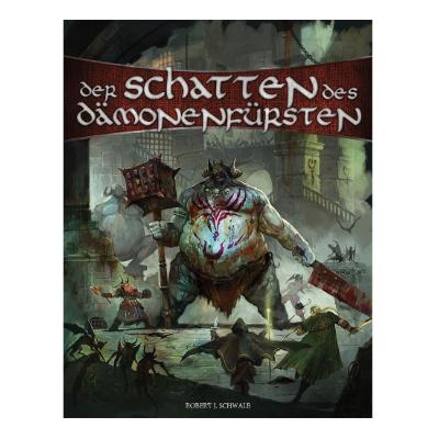 Der Schatten des Dämonenfürsten: Grundregelwerk (HC) – DE
