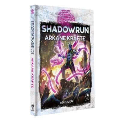 Shadowrun 6: Arkane Kräfte (HC) – DE