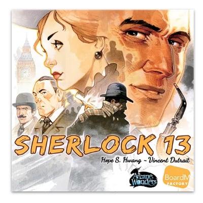 Sherlock 13 – EN