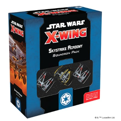 Star Wars X-Wing 2.Edition: Skystrike-Akademie – DE