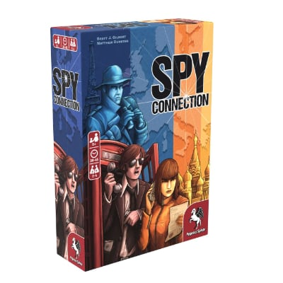 Spy Connection – DE/EN