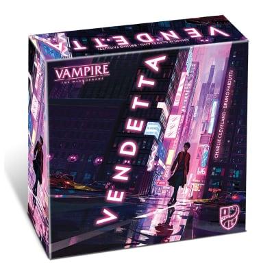 Vampire The Masquerade: Vendetta – DE
