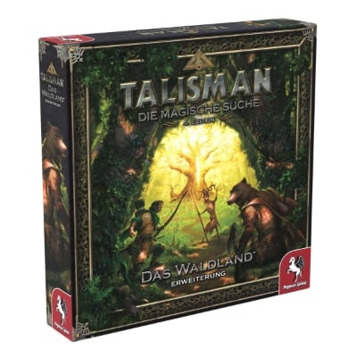 Talisman: das Waldland – DE (Neuauflage)