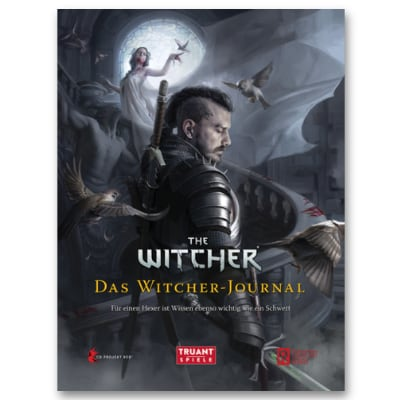The Witcher: Das Witcher Journal – DE