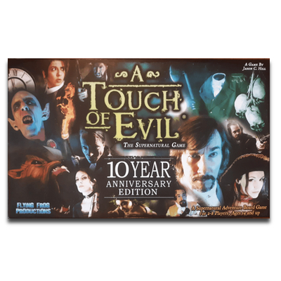 A Touch of Evil: 10 Year Anniversary Limited Edition – EN