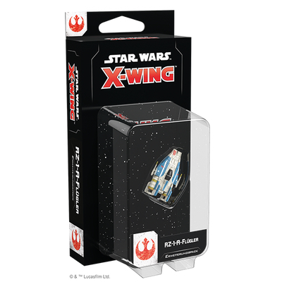 Star Wars X-Wing 2.Edition: RZ-1-A-Flügler – DE