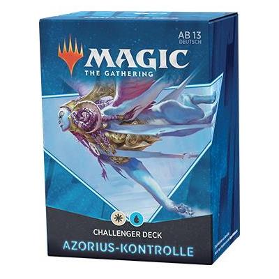 Magic: Challenger Deck: Azorius-Kontrolle – DE