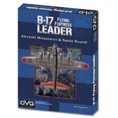 B-17 Flying Fortress Leader: Aircraft Miniatures – EN