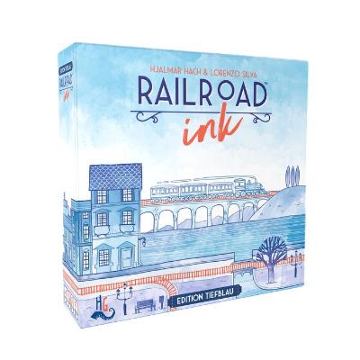 Railroad Ink: Edition Tiefblau – DE