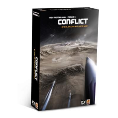 """High Frontier 4 All """"Module 3"""" Conflict – EN"""