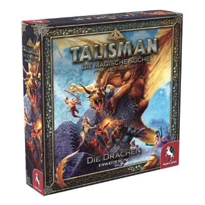 Talisman: Die Drachen – DE (Neuauflage)