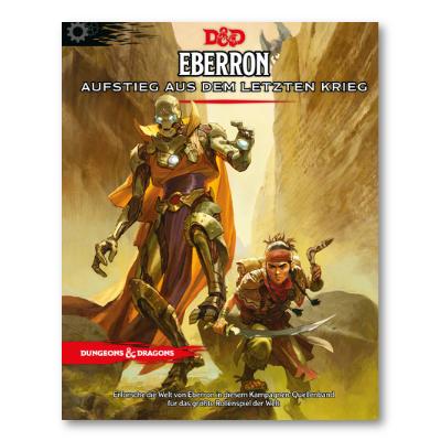 D&D: Eberron: Aufstieg aus dem letzten Krieg – DE