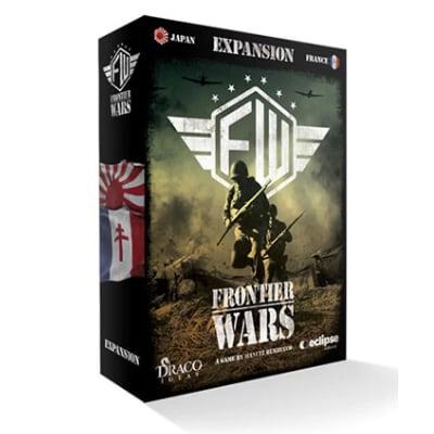 Frontier Wars: Erweiterung (Frankreich und Japan) – DE