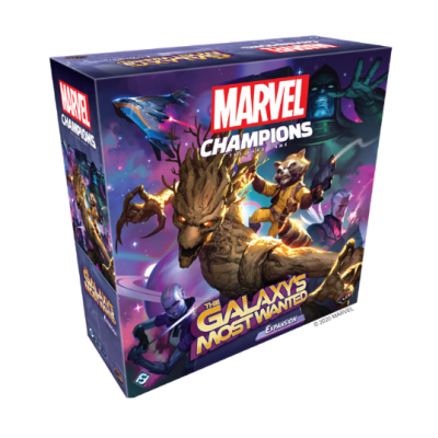 Marvel Champions: The Galaxy's Most Wanted – EN